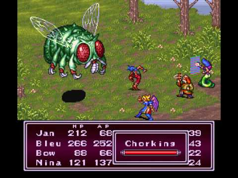 Breath of Fire II - Vizzed.com GamePlay Dragon - User video