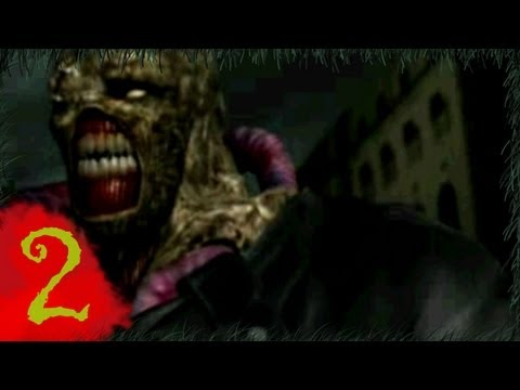 Resident Evil 3 Nemesis Walkthrough / Detonado - 02 - O Terror começa!