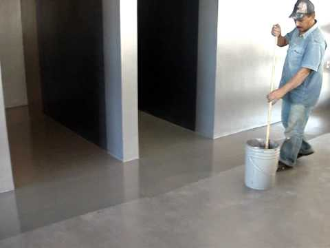 Pintura do piso pro piso 3mm youtube - Como pintar un piso pequeno ...
