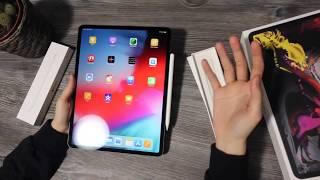 แกะกล่อง รีวิว iPad Pro 2018 มีอะไรเด็ด