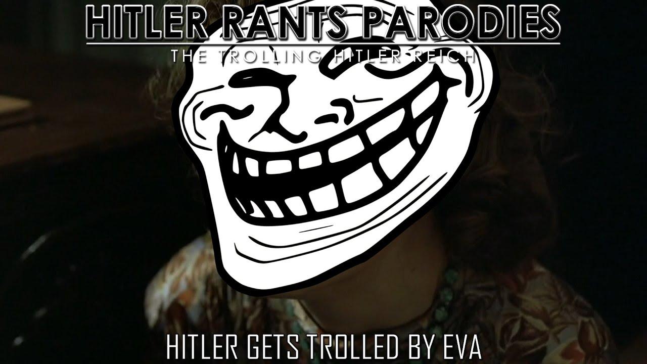 Hitler gets trolled by Eva