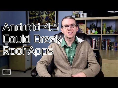 Android 4.5 Could Break Root Apps, Xperia Z1 Compact Rooted, Paranoid Android 4.0 Beta 3 Released