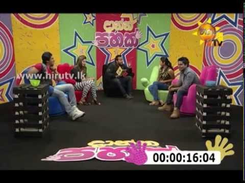 Hiru Tv Danna 5k Ep 118   2014-11-02 video