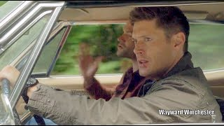 Jensen Ackles' HARDEST Scenes To Film While Driving Baby