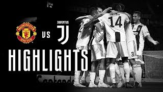 Man Utd-Juve   The Champions League highlights, as you haven39t seen them before