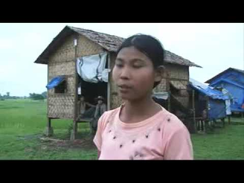 Climate Change: Girl Interrupted - Myanmar