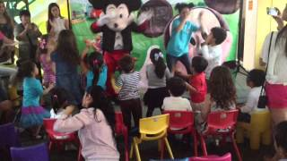 MICKEY MOUSE - Kid City Shows Infantiles