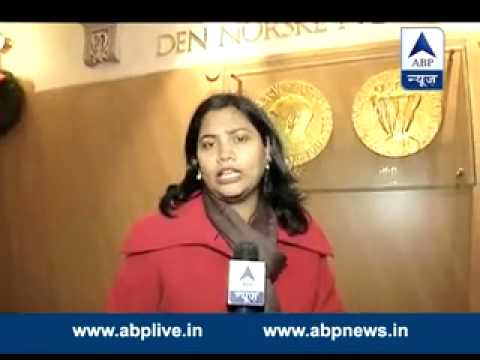 Oslo prepares for Nobel award ceremony l ABP News reports