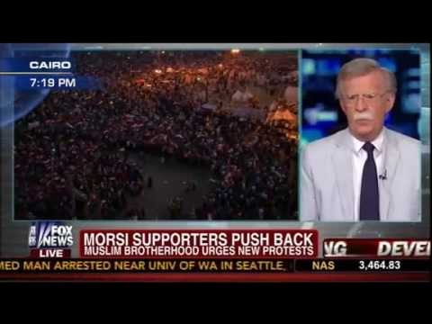 John Bolton Blasts Obama Admin For 'Taking A Pass' On Addressing Egypt Situation