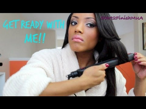 Get Ready With Me- Casual Outfit Day