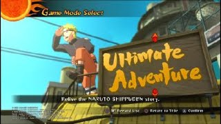 NARUTO SHIPPUDEN: Ultimate Ninja STORM 2 gameplay part 8- The last word from Asuma