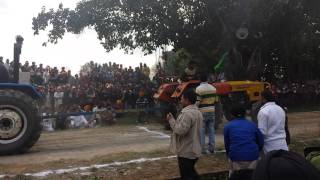Tractor tochan at pind tugal