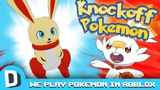 KNOCKOFF Pokemon (With Nathan Yaffe)
