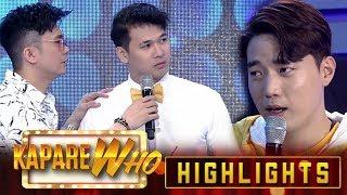Hashtag Wilbert irritates Ryan Bang | It's Showtime KapareWho