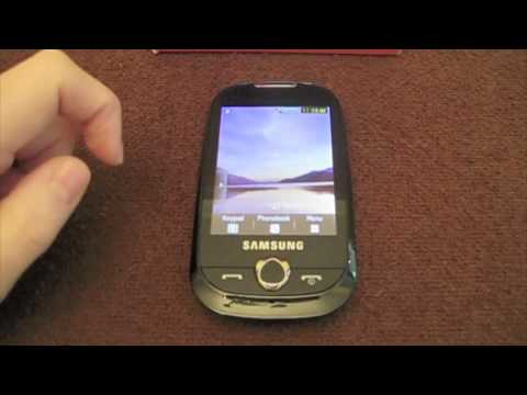 Samsung Genio Touch/Corby/S3650 Mobile/Cellphone Review