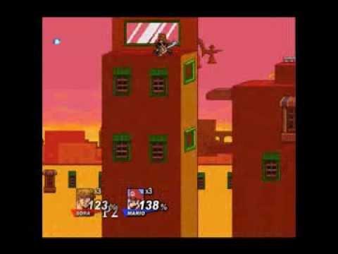 Super Smash Flash 2 Demo v0.6
