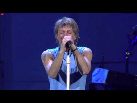 Bon Jovi Live always Captura De Pantalla  Quicken Loans Arena, Cleveland, Oh,10 De Marzo 2013 video
