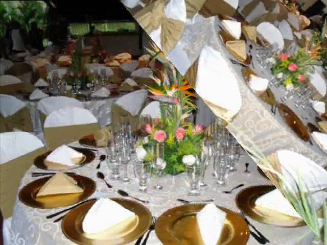 Decoracion Bodas y eventos cali