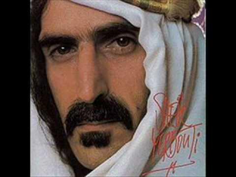 Frank Zappa - Jewish Princess