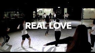 MIND DANCE (마인드댄스) 째즈/다이어트(Jazz/Diet) 8:50 Class | Clean Bandit - Real Love | 조윤아 T