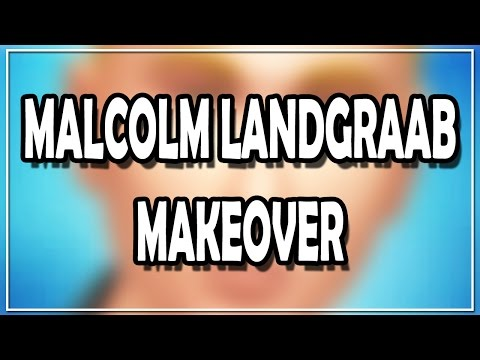 THE SIMS 4 | TOWNIE MAKEOVER | MALCOLM LANDGRAAB