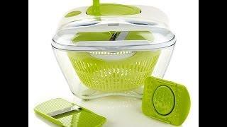 Kitchen Master AllinOne Salad Maker
