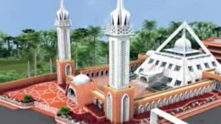 Download ভোলার দৃষ্টিনন্দন নিজাম-হাসিনা জামে মসজিদ 3Gp Mp4