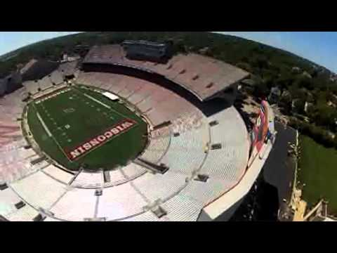 J.P. Cullen | UW-Madison Camp Randall's Turf Replacement A Success