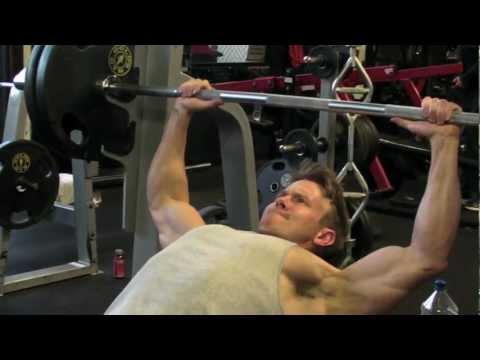 Lean Muscle Gains Chest Workout video