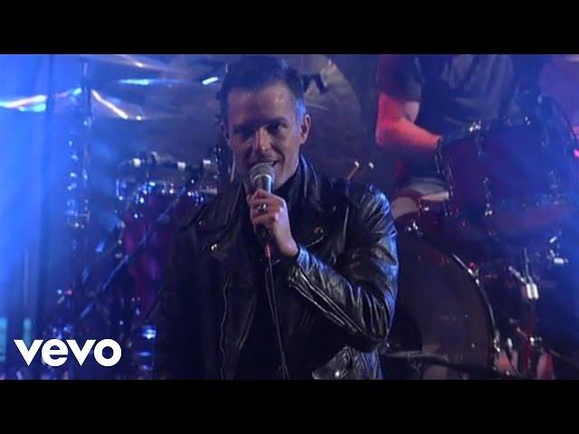The Killers - Human (Live On Letterman)