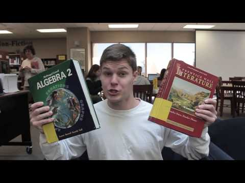 "Thrift Shop Parody - ""Study Lots"" - WRTV"