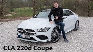 2019 Mercedes-Benz CLA 220d Coupé (C 118) Fahrbericht / Ersteindruck des Mini-CLS - Autophorie