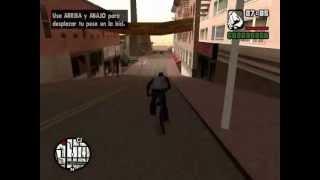 GTA San Andreas: Donde encontrar la NRG-500 al inicio del juego