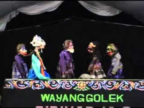 Wayang Golek - Cepot Barakatak video