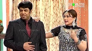 Best of Nargis and Naseem Vicky New Pakistani Stage Drama Full Comedy Funny Clip