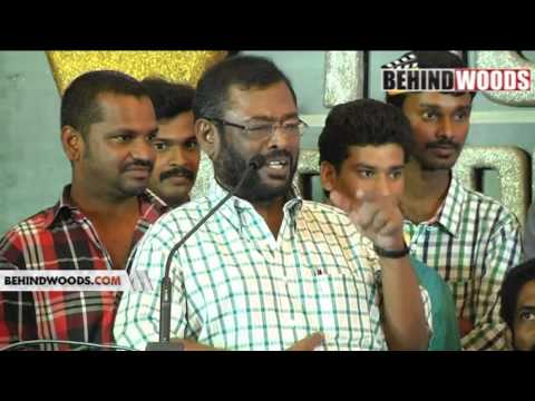 NAGARAJA CHOLAN MA MLA AUDIO LAUNCH MANIVANNAN SEEMAN SATHYARAJ PART-6- BEHINDWOODS.COM