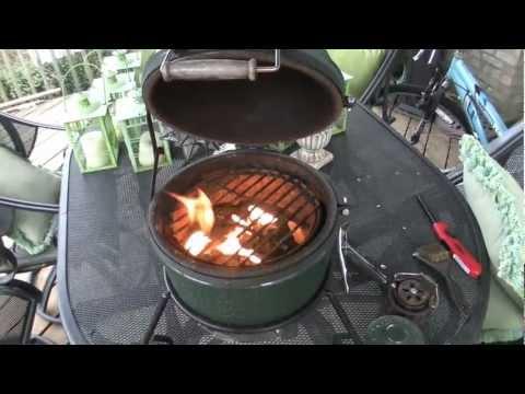 Steaks on the Big Green Egg