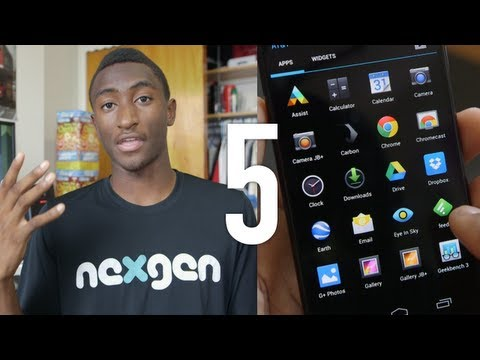 5 Moto X Tips & Tricks!