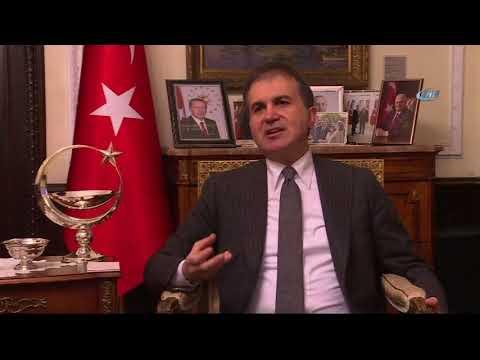 """AB Bakanı Çelik: """"FETÖ, AB'nin Terörle Mücadeledeki Zaafının Örneğidir"""""""