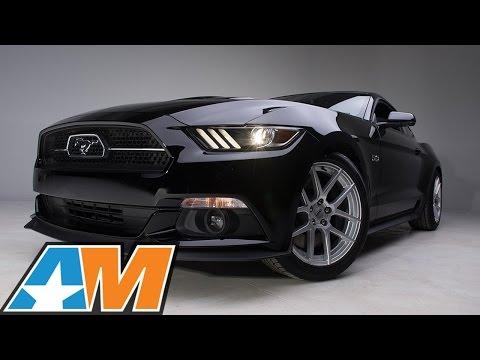 Hot Lap: 2016 GT350R News & 2015 GT Build! - AmericanMuscle.com