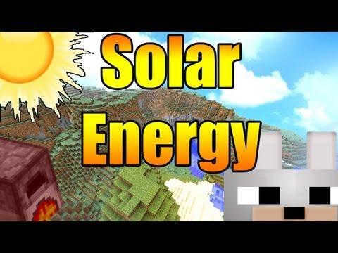 Minecraft Mods - Grims Mods: Solar Energy 1.2.5 Mod Review and Tutorial