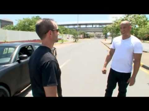 Fast Five Featurette - Vin Diesel Stunts and Charger