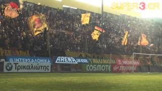 ARIS vs platanias 27.10.2013 | SUPER3 Official