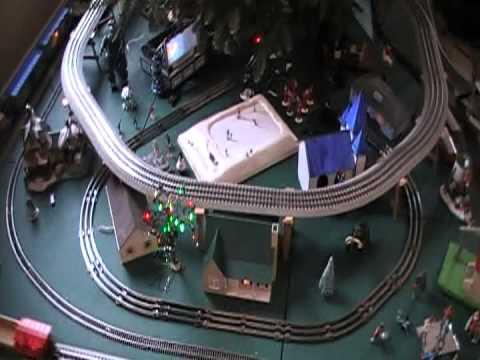 Mooney Family Christmas Train 2012
