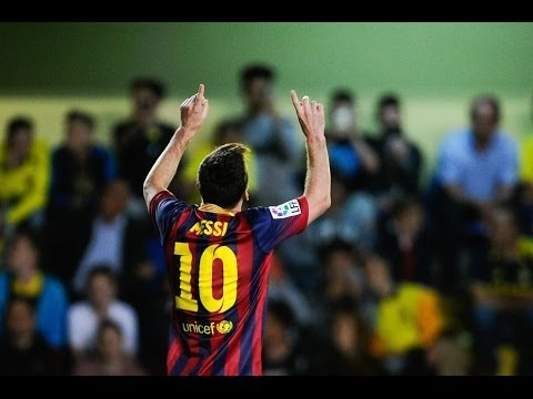 Lionel Messi - Best Of April 2014 | Goals, Skills & Passes - 2013 2014 | Hd video