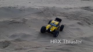 HBX Thruster RC Buggy | at the Beach | first Run | stock