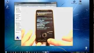 HTC HD2 Android 4.0 Ice Cream Sandwich flashen Tutorial Deutsch