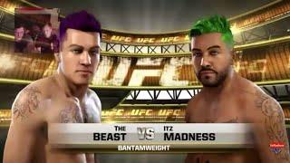 UFC (Madness Vs Beast)
