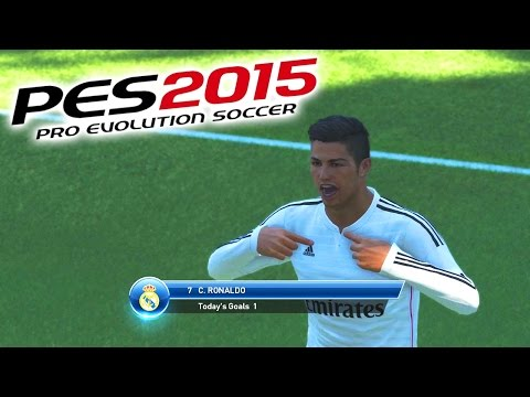 PES 2015 DEMO GAMEPLAY! My thoughts!