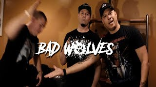 Download Lagu Bad Wolves On Friendship With Five Finger Death Punch, Zombie Record Breaking Success | Rock Feed Gratis STAFABAND